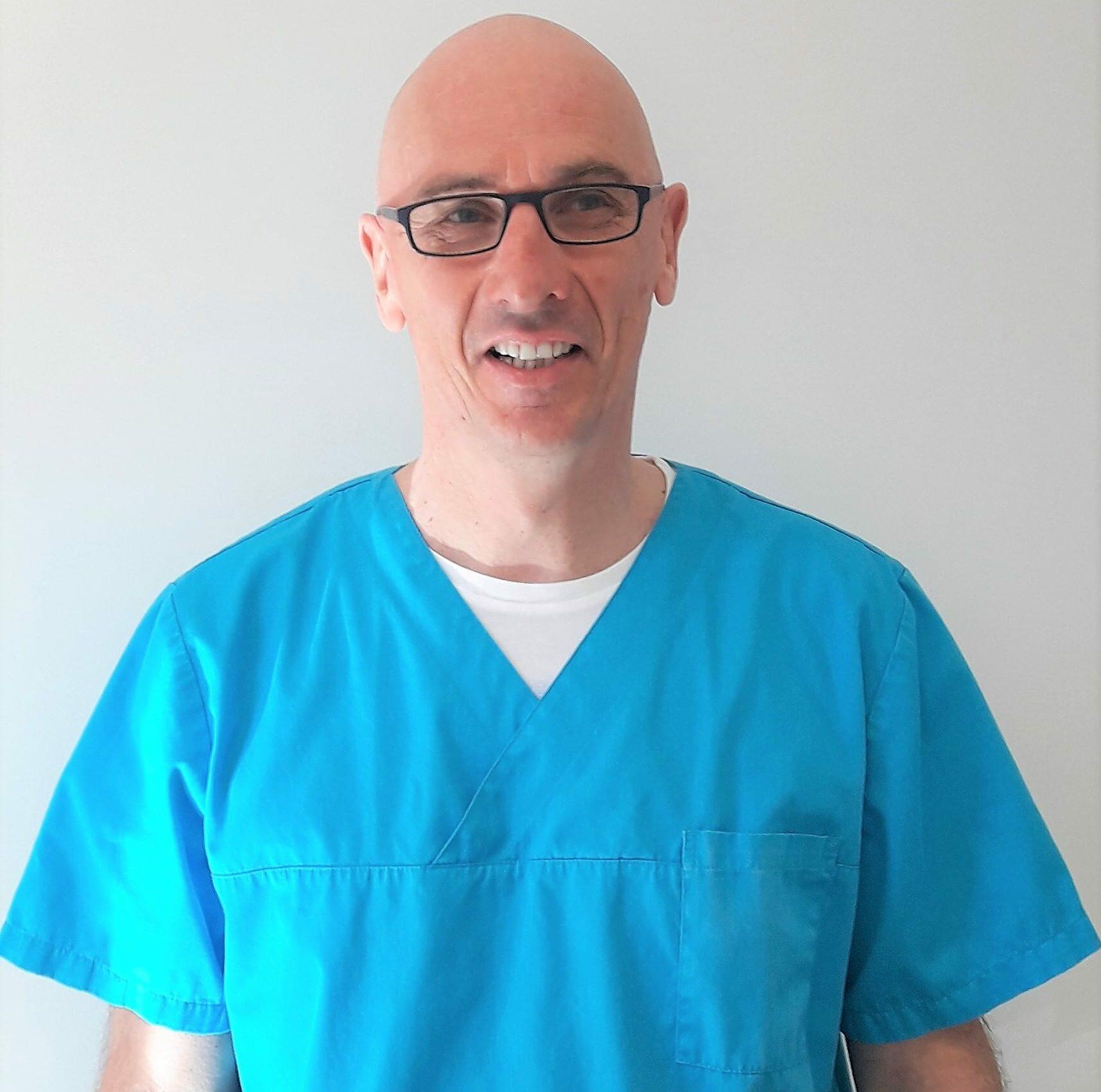 Dr Philippe Pernod